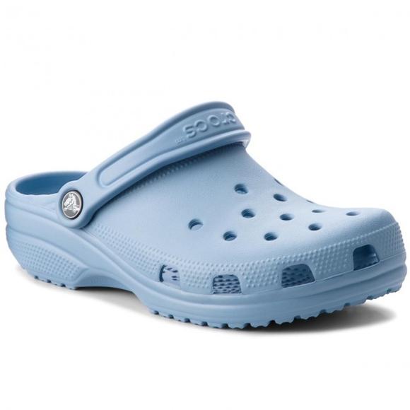 90bfae3131851e CROCS Shoes - CROCS Classic Blue Clog Size 7 Women   5 Men